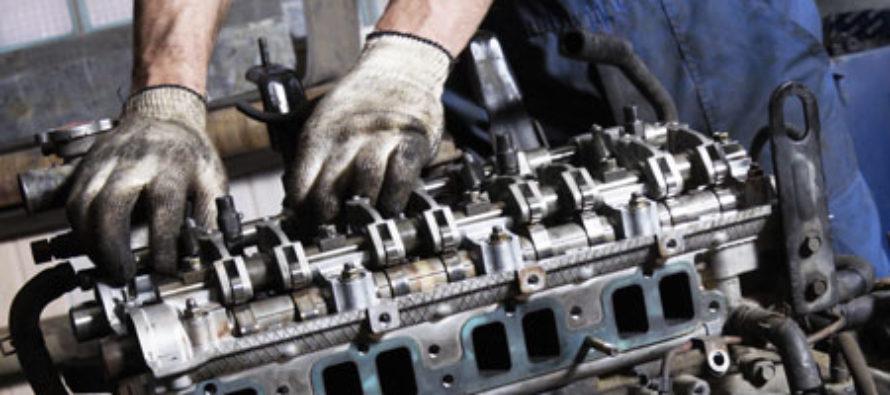 Этапы ремонта двигателя