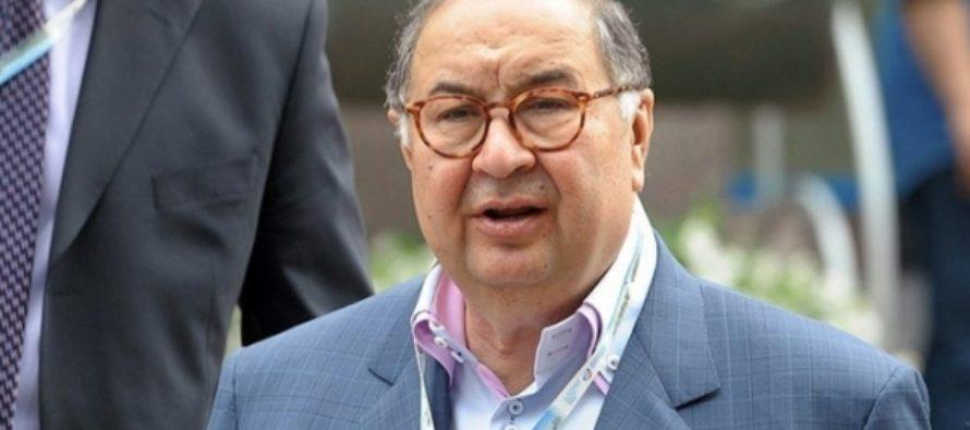 Олигарх Усманов решил выкупить «Арсенал» за $1,3 млрд