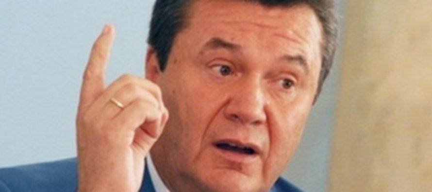 Януковичу разрешили участвовать в судебных заседаниях по видеосвязи
