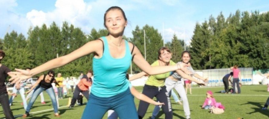 Бесплатные занятия с лучшими тренерами Барнаула организуют в парке летом