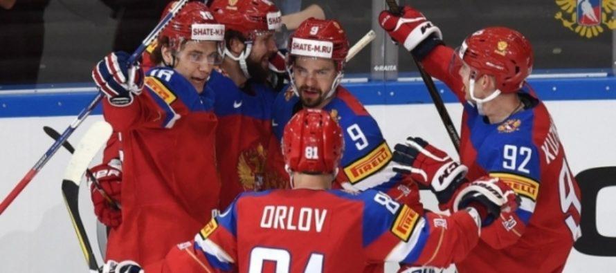 Сборную России ждет испытание Канадой в полуфинале чемпионата мира