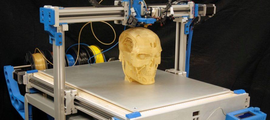 Что из себя представляют 3D принтеры?