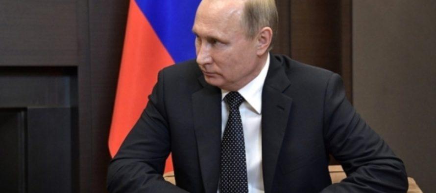 Электоральную поддержку Путина оценили в 66%