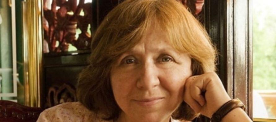Нобелевский лауреат Алексиевич опровергла информацию о своей смерти