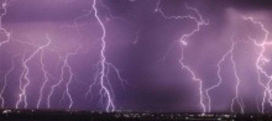 Дождь и гроза ждут жителей Алтайского края 14 мая