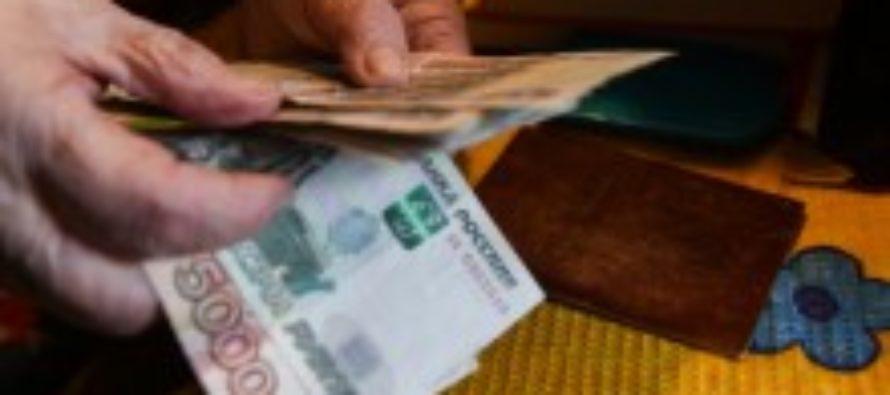 Прожиточный минимум в Алтайском крае составил 8991 руб.