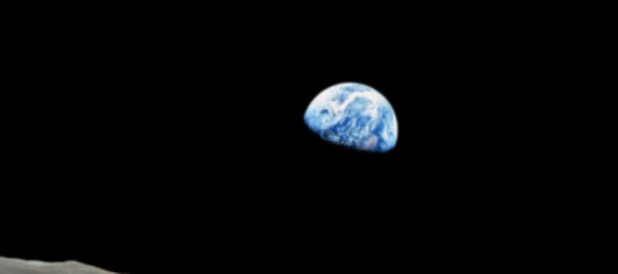 Закат на Марсе: NASA опубликовала уникальную фотографию