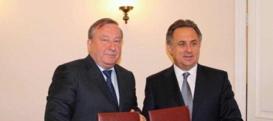 Губернатор рассказал об обещании Мутко приехать летом в Алтайский край