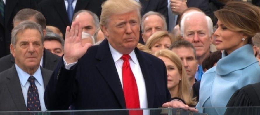 Президент Дональд Трамп объяснит причины обстрела Сирии в суде США
