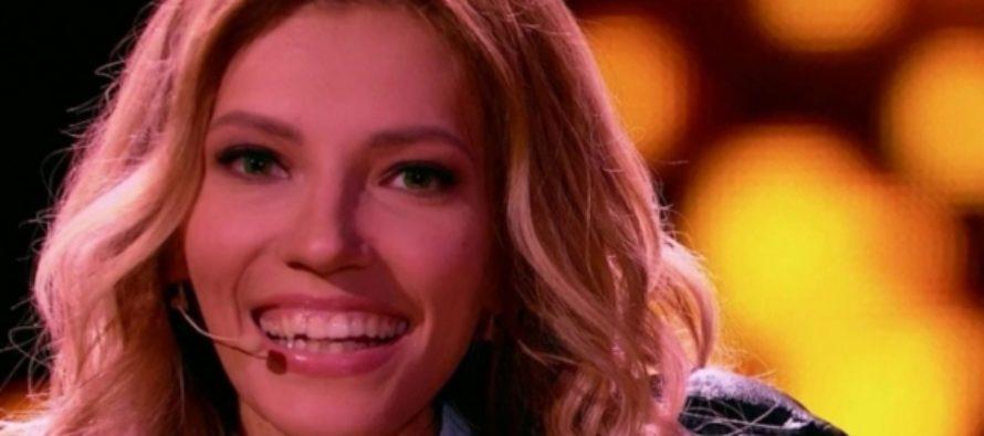 Юлия Самойлова спела в Крыму 9 мая песню для «Евровидения»