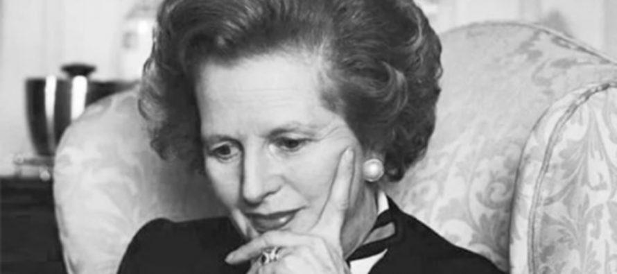 Как советская газета из Маргарет Тэтчер «железную леди» сделала