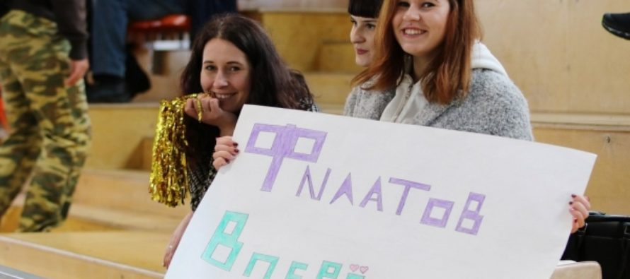 «Филатов, вперед!»: как проходит краевой чемпионат по футболу в СК «Темп»
