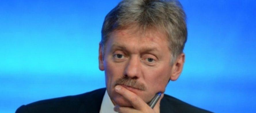 Песков прокомментировал телефонный разговор Путина и Порошенко