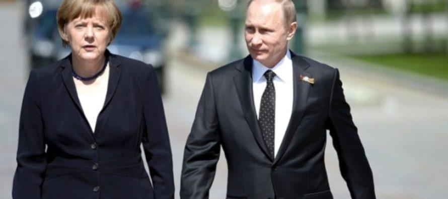 Путин и Меркель в Сочи пройдутся «по самым проблемным точкам»