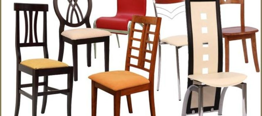 Виды стульев и табуретов