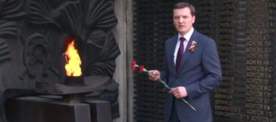 Депутаты-единороссы прочитали к 9 мая гамзатовских «Журавлей». Видео