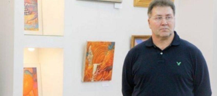 Выставка художника-сюрреалиста Никодима Лейбгама пройдет в Барнауле