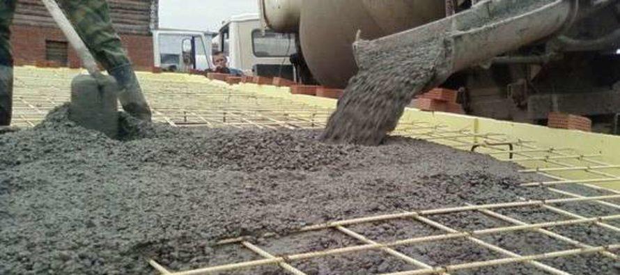 Сферы применения бетона в строительстве