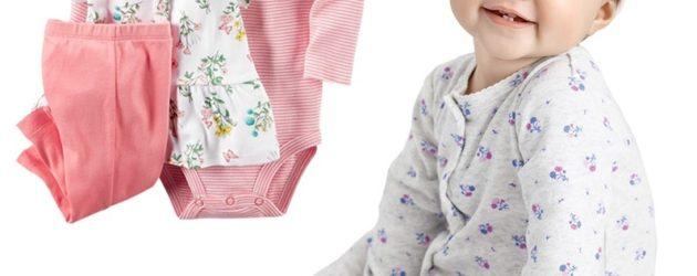 Детская одежда Картерс: качество, проверенное годами