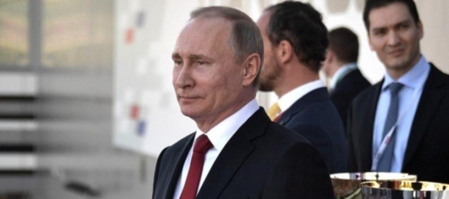 Переизбрания Путина хотят более половины россиян — опрос