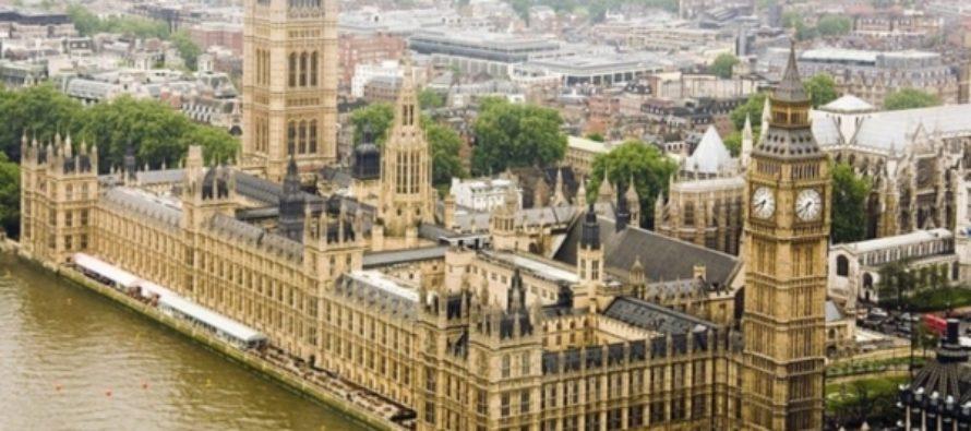 Британский парламент распустили в преддверии досрочных выборов