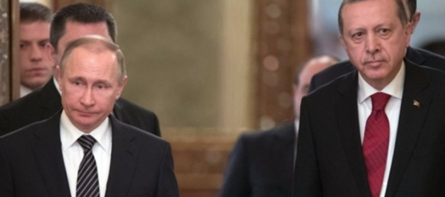 Эрдоган после переговоров с Путиным процитировал русскую пословицу