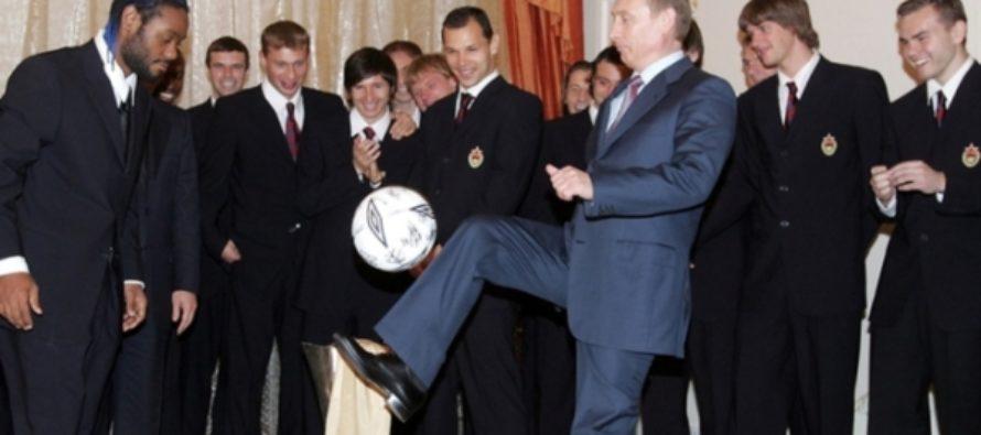Путин выступил за сокращение финансирования профессионального спорта