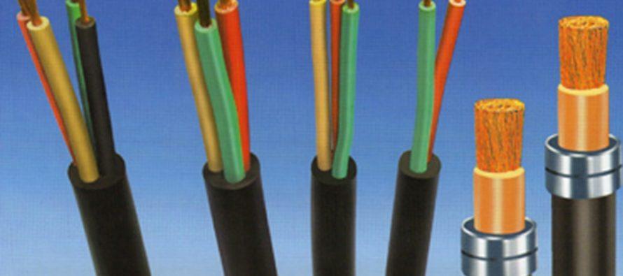 Сферы применения силовых кабелей
