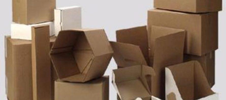 Достоинства упаковки из картона