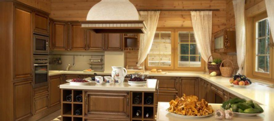 Виды кухонь для дома