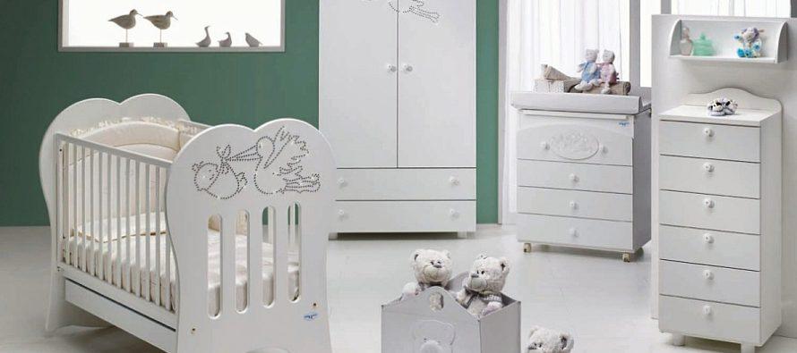 Современная детская мебель от украинского производителя My-baby