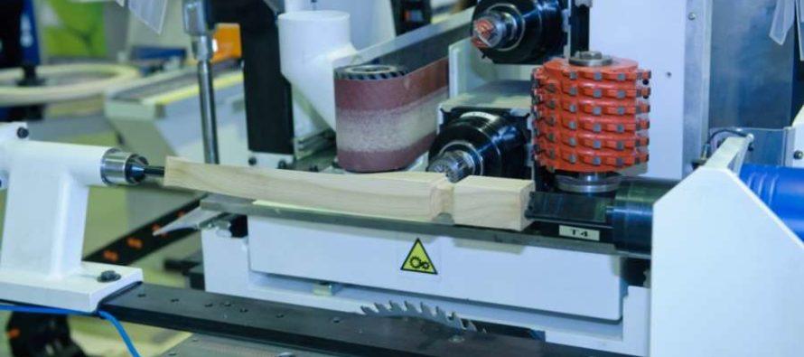 Виды деревообрабатывающего оборудования