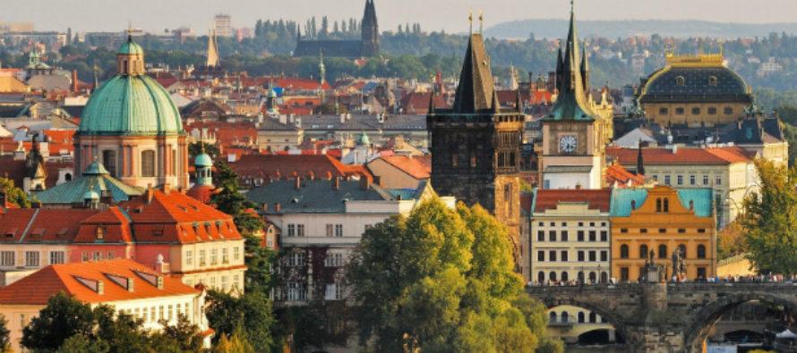 Интересное путешествие в Прагу из Львова