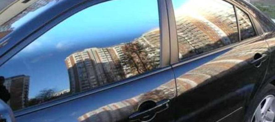 Преимущества тонировки стекол автомобиля