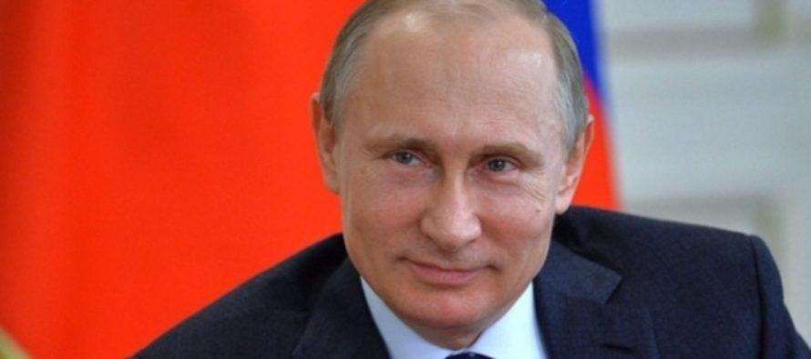Путин заявил, что в некоторых странах русофобия «плещет через край»