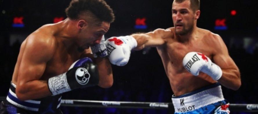 Российский боксер Ковалев проиграл реванш Уорду