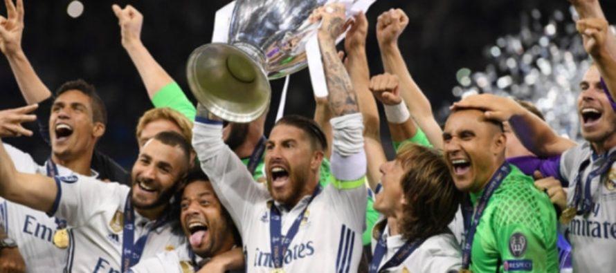 «Реал» разгромил «Ювентус» и стал победителем Лиги чемпионов УЕФА