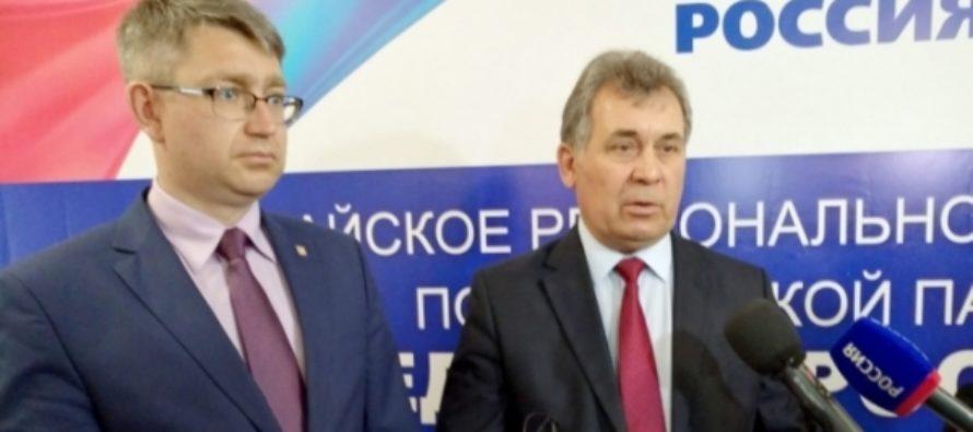 Никакого админресурса на праймериз в Барнауле не было – Романенко