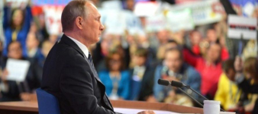 Владимир Путин не хочет, чтобы его внуки росли принцами крови