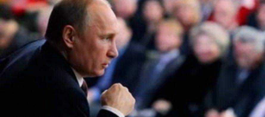 Три акцента кампании Путина —  справедливость, доверие и уважение
