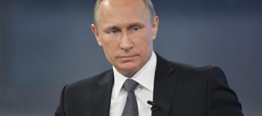 Путин снял часть экономических ограничений с Турции