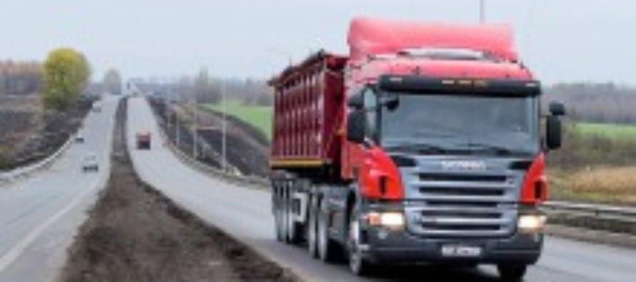 Вводится летнее ограничение по передвижению большегрузов по дорогам Алтайского края