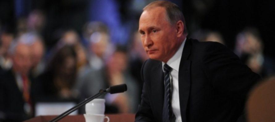 Путин призвал не спекулировать и забыть о проблеме Исаакиевского собора