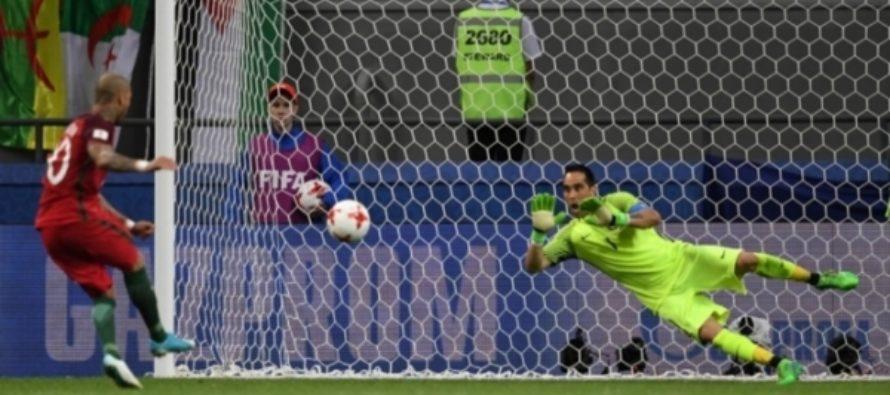 Чилийская сборная вышла в финал Кубка конфедераций