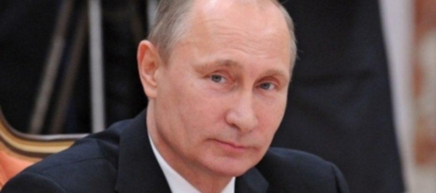 Путин считает, что 17 лет власти не отразились на его личности