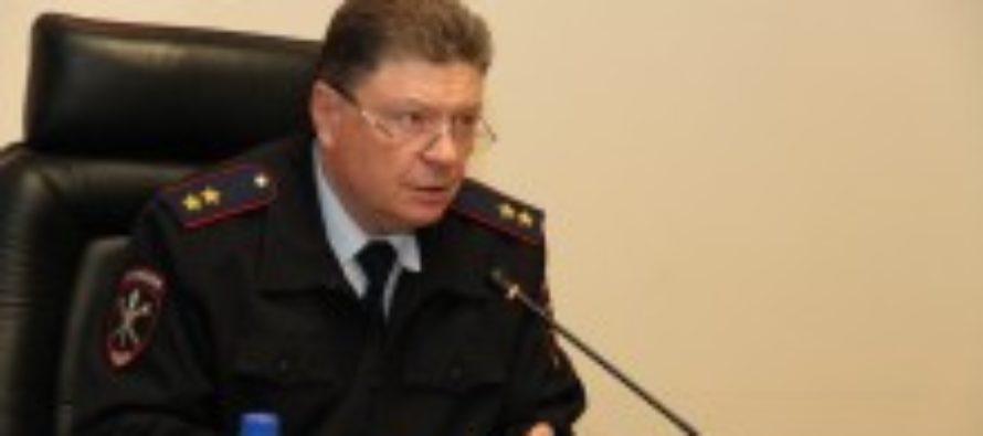 23 мая «прямая линия» с начальником ГУ МВД России по Алтайскому краю Олегом Торубаровым