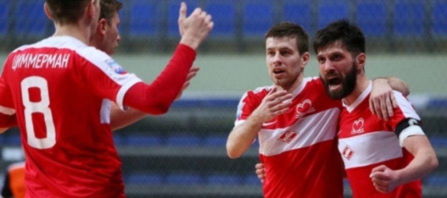 Тренерский штаб «Спартака» получил 2 миллиона евро за чемпионство