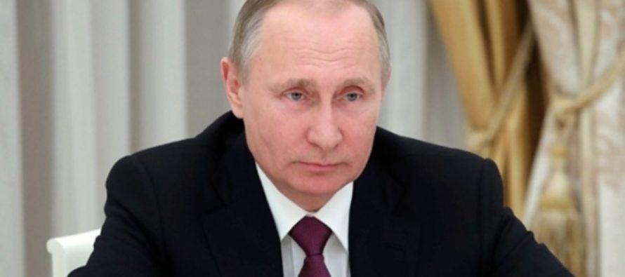 Путин ответил на вопрос Стоуна о желании быть царем