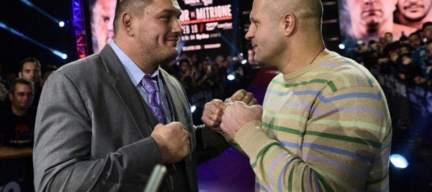 Емельяненко заявил, что готов провести матч-реванш с Митрионом