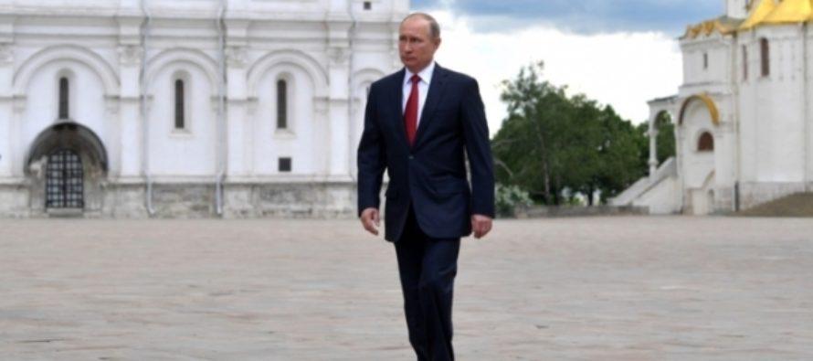 Путин рассказал о своих внуках и семьях дочерей